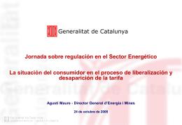 Ley de Garantía y Calidad del Suministro Eléctrico en Catalunya