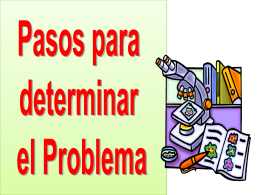 Introduccion al problema