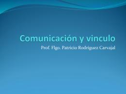 Comunicación y vinculo