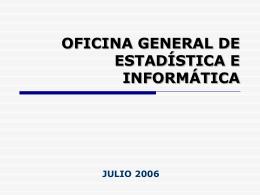 Desarrollo Informática e Información para la Salud