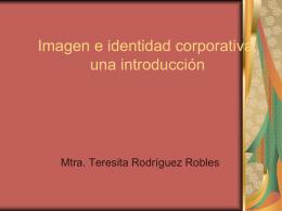 Imagen e identidad corporativa, una introducción
