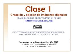 Clase 1-- Imagenes