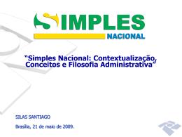 Simples Nacional - Receita Federal