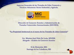 Exposicion-Propiedad.. - Oficina de Tratados Comerciales Agrícolas