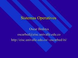 sistemas operativos(parte i)