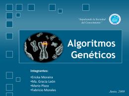 Presentación Algortimos Genéticos