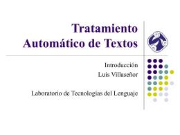 Introducción - Ciencias Computacionales