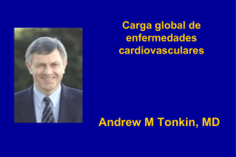 Global burden of Cardiovascular Diseases in Spanish