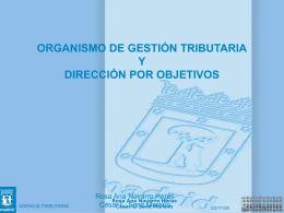 Órgano de Gestión Tributaria - Centro de Documentación del