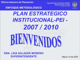 Objetivo - Superintendencia de Notariado y Registro
