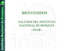 PRESENTACION TALLER DE ESTADISTICAS AMBIENTALES