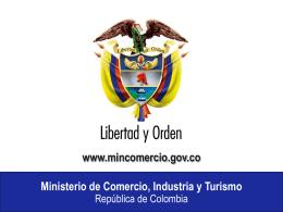 TLC Colombia – Estados Unidos capítulo del