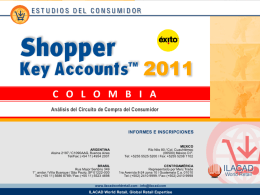 Key Account Éxito Hipermercados