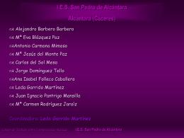 P - Competencias Básicas Huelva
