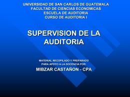 Auditoría II - Rescate Estudiantil