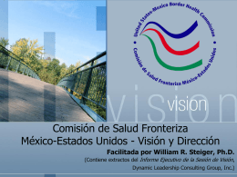 United States-México Border Health Commission