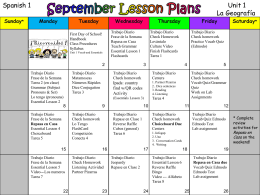 September Calendar (Updated)