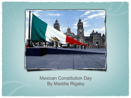 MexicanConstitutionday