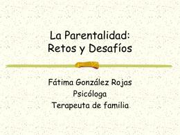 Artículo La parentalidad modificada