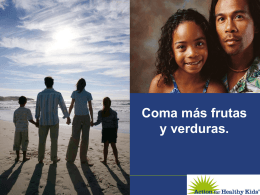 español - Action for Healthy Kids