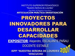 Qué es el Proyecto Educativo Institucional
