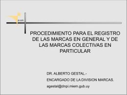 DNPI - PresentacionGESTAL