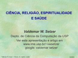 apresentação - IME-USP