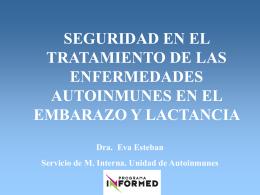 Seguridad en el tratamiento de las EAS durante el embarazo y la