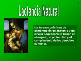 Lactancia Natural 2.