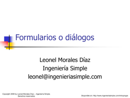 clase04 - Ingeniería Simple