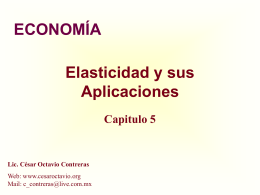 Elasticidad - cesaroctavio.org