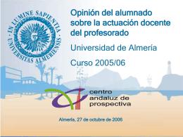 Curso 2005/06