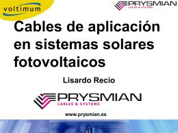 (AS) ENSAYOS TECSUN (PV)