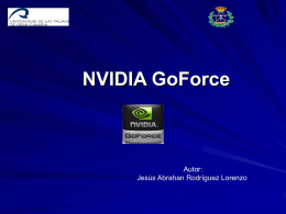 NVIDIA GoForce