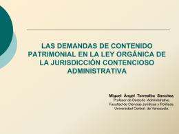 Ponencia Miguel Ángel Torrealba Sanchez