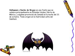 Halloween - san pedro