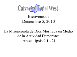 bello eres tu - Calvary Chapel West