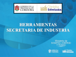 Presentación de PowerPoint - UIC Unión Industrial de Córdoba