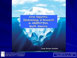 Presentacion del Dr. Jorge E. Gonzalez en el Sunrise