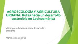 Rutas hacia un desarrollo sostenible en Latinoamérica