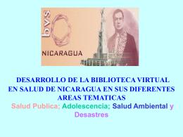2001 - Biblioteca Virtual en Salud Género y Salud