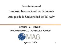 Actividad Económica y Empleo