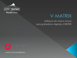 CENTER_pr_V-MATRIX_2012_esp
