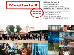 MANIFESTA - CPR Región de Murcia