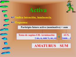 Perifrástica (activa) - IES Fuente de la Peña