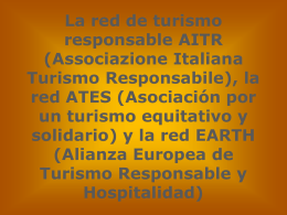 Asociacion Italiana de Turismo Responsable