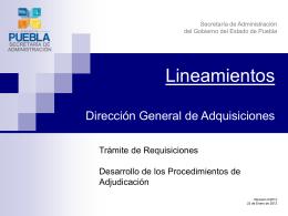 Dirección de Tecnologías de Información y Telecomunicaciones