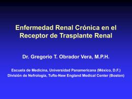 Manejo Sub-óptimo del Paciente Renal Antes de Diálisis