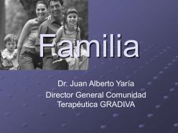 Familia - Juan Alberto Yaria