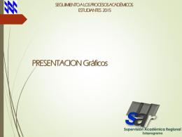 seguimiento a los procesos académicos estudiantes 2015